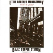 Little Brother Montgomery: Bajez Copper Station - CD