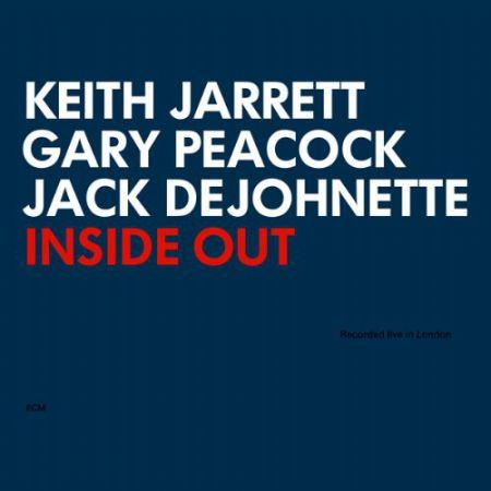 Keith Jarrett, Gary Peacock, Jack DeJohnette: Inside Out - CD