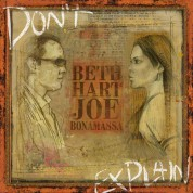 Beth Hart, Joe Bonamassa: Don't Explain - Plak