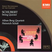 Alban Berg Quartett, Heinrich Schiff: Schubert: String Quintet - CD
