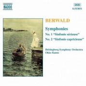 Berwald: Symphonies Nos. 1 and 2 - CD
