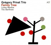 Grégory Privat Trio: Family Tree - CD