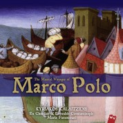 Kyriakos Kalaitzidis: The Musical Voyages of Marco Polo - CD