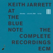 Keith Jarrett: At The Blue Note - CD