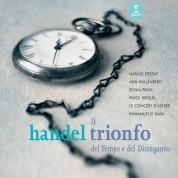 Natalie Dessay, Ann Hellenberg, Sonia Prina, Pavol Breslik, Emmanuelle Haïm, Le Concert d'Astree: Handel: Il trionfo del Tempo e del Disinganno - CD
