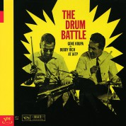 Buddy Rich, Gene Krupa: The Drum Battle - CD