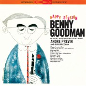 Benny Goodman: Happy Session + 6 Bonus Tracks - CD