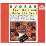 Brno Janacek Opera Orchestra: Dvorak: Kate and the Devil - CD