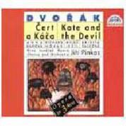 Brno Janacek Opera Orchestra: Dvorak: Kate and the Devil - CD