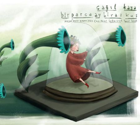 Çağıl Kaya: Bir Parça Ay Biraz Kuş - CD