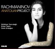 Güldiyar Tanrıdağlı, Ertan Tekin, Cenk Erdoğan: Rachmaninov / Anatolian Project - CD