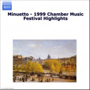 Minuetto - 1999 Chamber Music Festival Highlights - CD