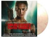 Çeşitli Sanatçılar: Tomb Raider (Limited Numbered Edition - Clear/Red Mixed Vinyl) - Plak