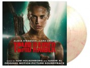 Çeşitli Sanatçılar: Tomb Raider (Limited Numbered Edition - Clear/Red Mixed Vinyl) - Plak