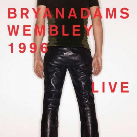 Bryan Adams: Wembley 1996 Live - CD