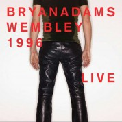 Bryan Adams: Wembley 1996 Live - CD