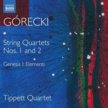 Tippett Quartet: Gorecki: String Quartets - CD