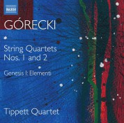 Tippett Quartet: Gorecki: String Quartets - CD