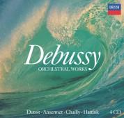 Charles Dutoit, Riccardo Chailly, Bernard Haitink, Ernest Ansermet: Debussy: Orchestral Works - CD
