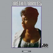 Aretha Franklin: Aretha Arrives (50th Anniversary) - Plak