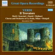 Verdi: Trovatore (Il) (La Scala, Molajoli) (1930) - CD