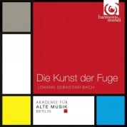 Akademie für Alte Musik Berlin: J.S. Bach: Die Kunst der Fuge - CD