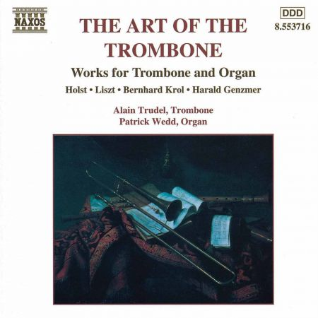 Trombone (The Art Of The) - CD