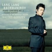Lang Lang, Orchestra of the Mariinsky Theatre, Valery Gergiev: Rachmaninov: Piano Concerto No. 2 - Plak