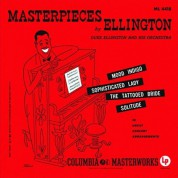 Duke Ellington: Masterpieces By Ellington (Remastered) - Plak