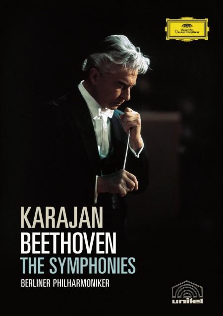 Berliner Philharmoniker, Chor der Deutschen Oper Berlin, Christa Ludwig, Gundula Janowitz, Herbert von Karajan, Jess Thomas, Walter Berry: Beethoven: Symphonien 1-9 - DVD