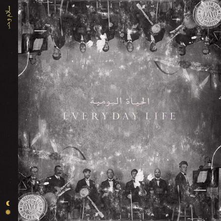 Coldplay: Everyday Life - Plak