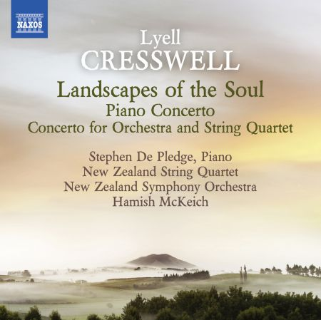 Hamish McKeich, New Zealand Symphony Orchestra, Stephen de Pledge: Creswell: Landscapes of the Soul - CD