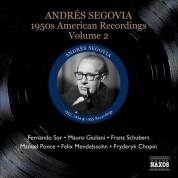 Segovia, Andres: 1950S American Recordings, Vol. 2 - CD