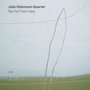 Julia Hülsmann Quartet: Not Far From Here - CD