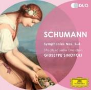 Giuseppe Sinopoli, Staatskapelle Dresden: Schumann: 4 Symphonies - CD
