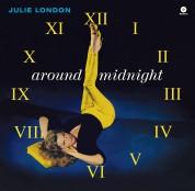 Julie London: Around Midnight - Plak