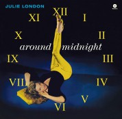 Julie London: Around Midnight - Plak