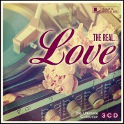 Çeşitli Sanatçılar: The Real… Love The Ultimate Collection - CD