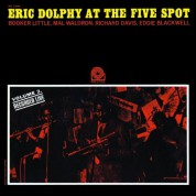 Eric Dolphy: At The Five Spot, Vol 2 - CD