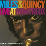 Miles Davis, Quincy Jones: Live at Montreux - CD