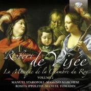 Manuel Staropoli, Massimo Marchese, Rosita Ippolito, Manuel Tomadin: De Visée: La musique de la chambre du roy, Vol. 2 - CD