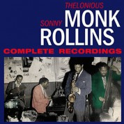 Thelonious Monk: Complete Recordings + 6 Bonus Tracks - CD