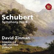 "David Zinman, Tonhalle Orchester Zurich: Schubert: Symphony No. 8 In C Major, D. 944 ""Great"" - CD"