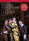 Shakespeare: Love's Labour's Lost - DVD