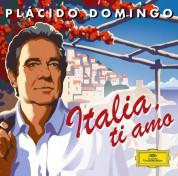 Budapest Philharmonic Orchestra, Eugene Kohn: Plácido Domingo - Italia, Ti Amo - CD