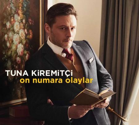 Tuna Kiremitçi: On Numara Olaylar - CD