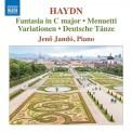 Jeno Jando: Haydn: Fantasia in C major - CD