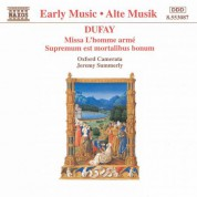 Dufay: Missa L' Homme Arme - CD