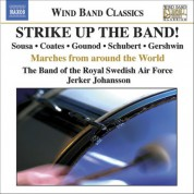 Strike Up The Band - CD