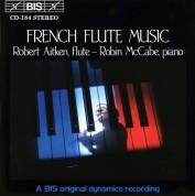 Robert Aitken, Robin McCabe: French Flute Music - CD